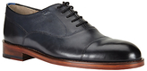 Oliver Sweeney Lupton Leather Oxford Lace-up Shoes, Navy