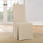 Sure Fit Strand Waverly Dining Chair Slipcover