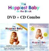 """The Happiest Baby on the Block DVD + CD COMBO By Dr. Harvey Karp The New Way to Calm Crying, and Help Your Baby Sleep Longer + """"Super Soothing"""" Calming Sounds CD With 5 great sounds! by dvd"""
