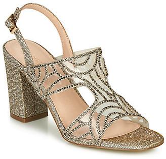 Menbur GIOCOMO women's Sandals in Silver