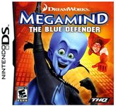 Nintendo Dreamworks megamind: the blue defender for ds