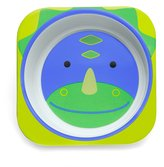 Skip Hop Zoo Tableware, Bowl, Dakota Dinosaur