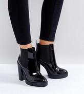 Asos Elbon Chunky Chelsea Boots