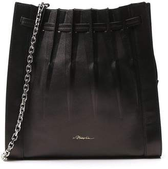 3.1 Phillip Lim Florence Pleated Drawstring Tote Bag