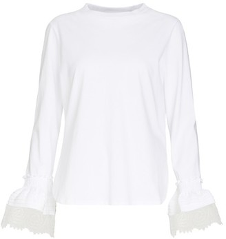 See by Chloe Ruffled blouses