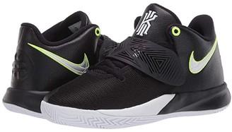 Nike Kids Kyrie Flytrap III (Big Kid) (Black/White/Volt) Kids Shoes
