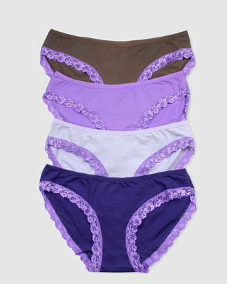 Cake Maternity Fashion Cotton Knickers Pack