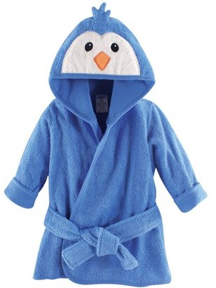 Luvable Friends Woven terry animal bathrobe (baby boys or baby girls unisex)