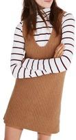 Madewell Women's Tunic Sweater Dress