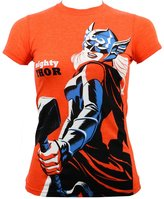 Marvel Comics - Womens Michael Cho Mighty Thor Tunic Shirt