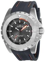 Invicta Pro Diver Charcoal Dial Quartz Watch, 52mm
