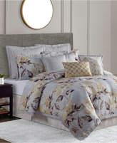 Sunham Diane 10-Pc. Full Comforter Set Bedding