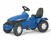 Kettler Blue New Holland Farm Tractor Ride-On