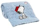 Bedtime Originals Peanuts Blanket - Snoopy Sports