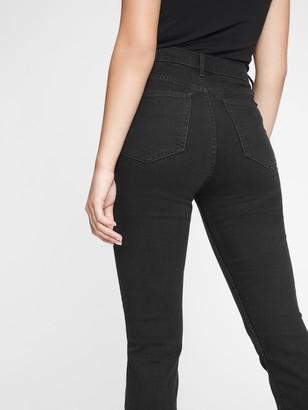Gap High Rise Cigarette Jeans
