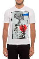 DSQUARED2 Skeleton Print