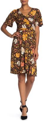Donna Morgan Matte Jersey Shift Dress