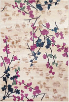 Asstd National Brand Loft Blossoms 3'3x5' Rectangle Rug
