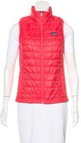 Patagonia Collared Down Vest