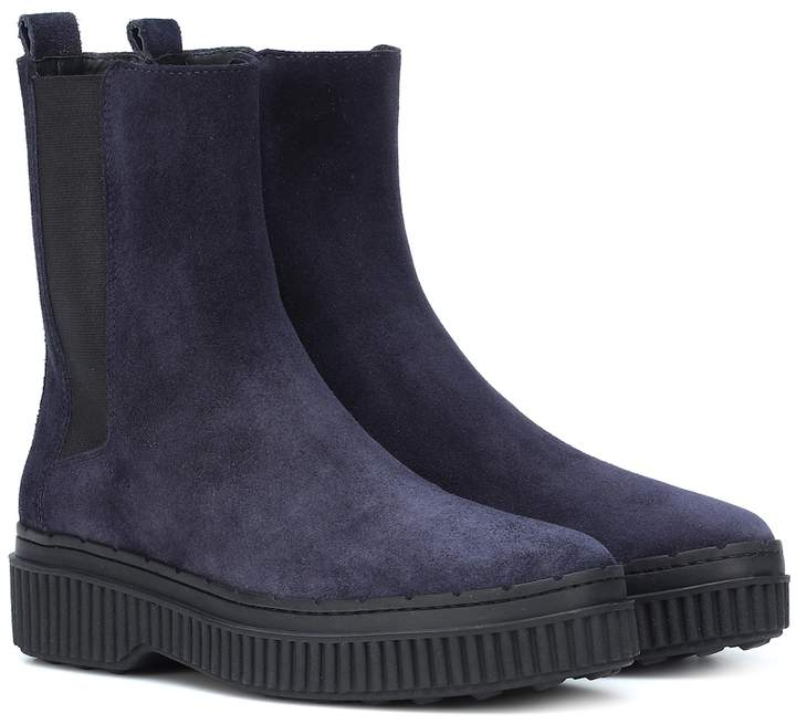 3420a60a13d Tods Suede Shoes Women's - ShopStyle