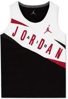 Jordan Graphic-Print Tank Top, Little Boys (2-7)