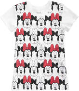 Disney Minnie Mouse Cotton T-Shirt, Toddler Girls