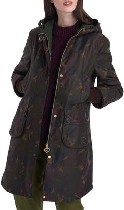 Barbour Feather Wood Warbler Wax Jacket