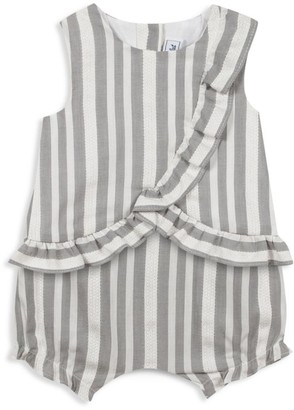 Tartine et Chocolat Baby Girl's 2-Piece Striped Top & Shorts Set