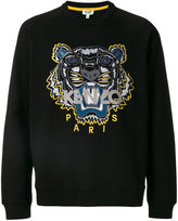 Kenzo Tiger sweatshirt - men - Cotton/Spandex/Elastane - XS