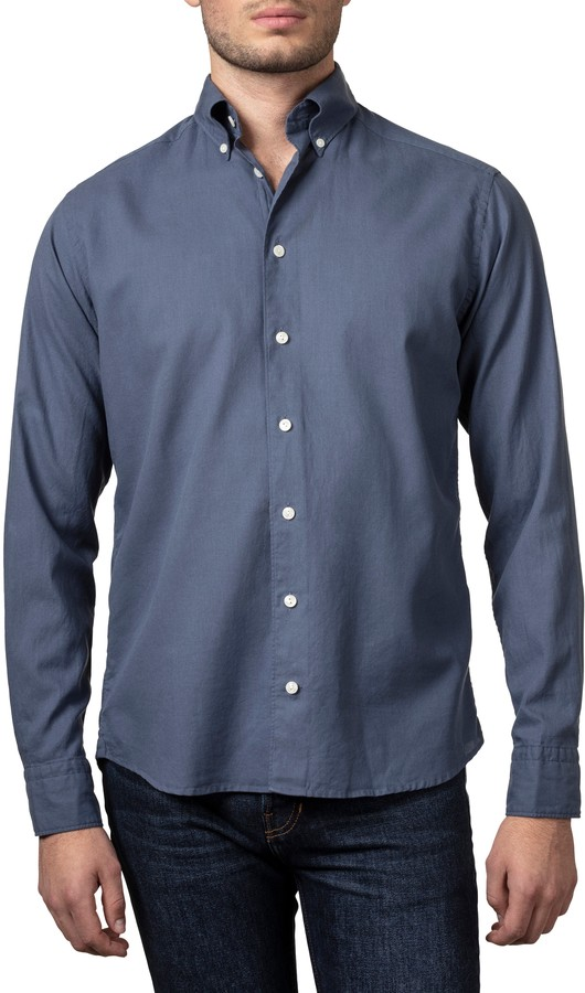 Mens Casual Button Down Shirts | Shop the world's largest collection of  fashion | ShopStyle
