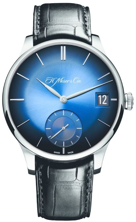 Thumbnail for your product : H. Moser & Cie Venturer Big Date Watch 41.5mm