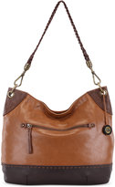 The Sak Indio Leather Colorblock Hobo