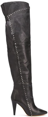 IRO Stud-Embellished Boots