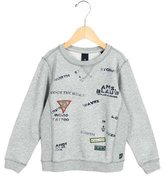 Scotch Shrunk Boys' Printed Pullover Sweatshirt
