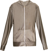 ARJUNA.AG Silver-plated Classic Travel sweatshirt