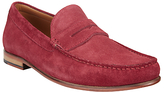 John Lewis Lloyd Suede Penny Loafers