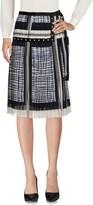 Sacai Knee length skirts - Item 35337818