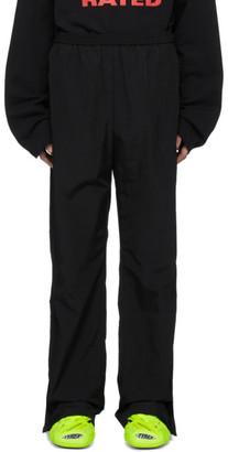 Balenciaga Black Tracksuit Lounge Pants
