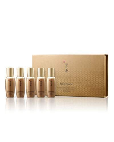 Sulwhasoo Herblinic EX Restorative Ampoules, 5 count