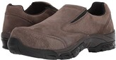 Carhartt Carbon Nano Comp Toe Slip-On Work Shoe (Brown Suede) Men's Shoes