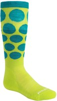 Smartwool Wintersport Allover Dots Socks - Merino Wool, Over the Calf (For Big Kids)