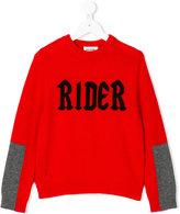 Zadig & Voltaire Kids Rider jumper