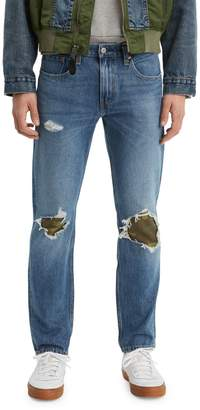 Levi's 502 Tapered Straight Jeans