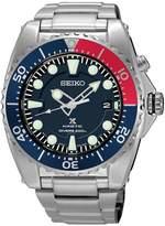 Seiko Prospex Kinetic Men's Stainless Steel Bracelet Watch