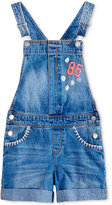 Tommy Hilfiger Patch Overalls, Big Girls (7-16)