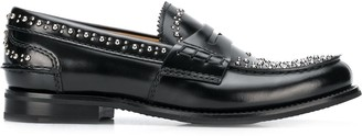 Church's Studded Loafers