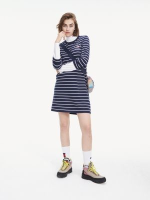 Tommy Hilfiger Americana Stripe Dress