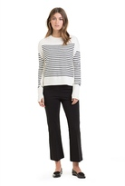 Country Road Stripe Crew Neck Knit