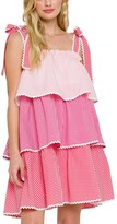Thumbnail for your product : ENGLISH FACTORY Mini Dress