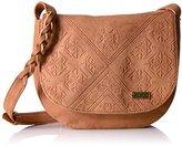 Roxy Material Love Cross Body Handbag